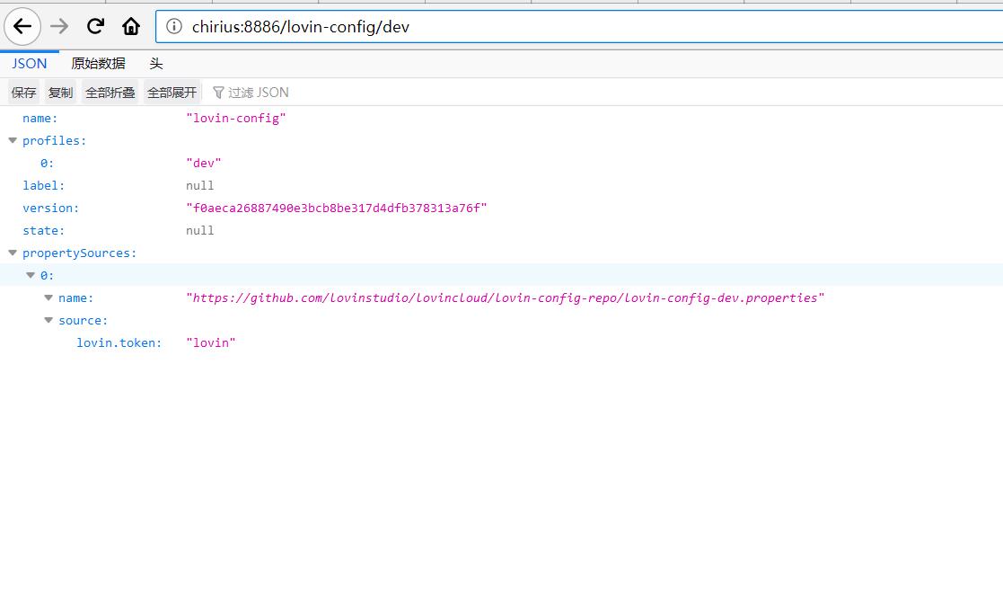 SpringCloud之Config