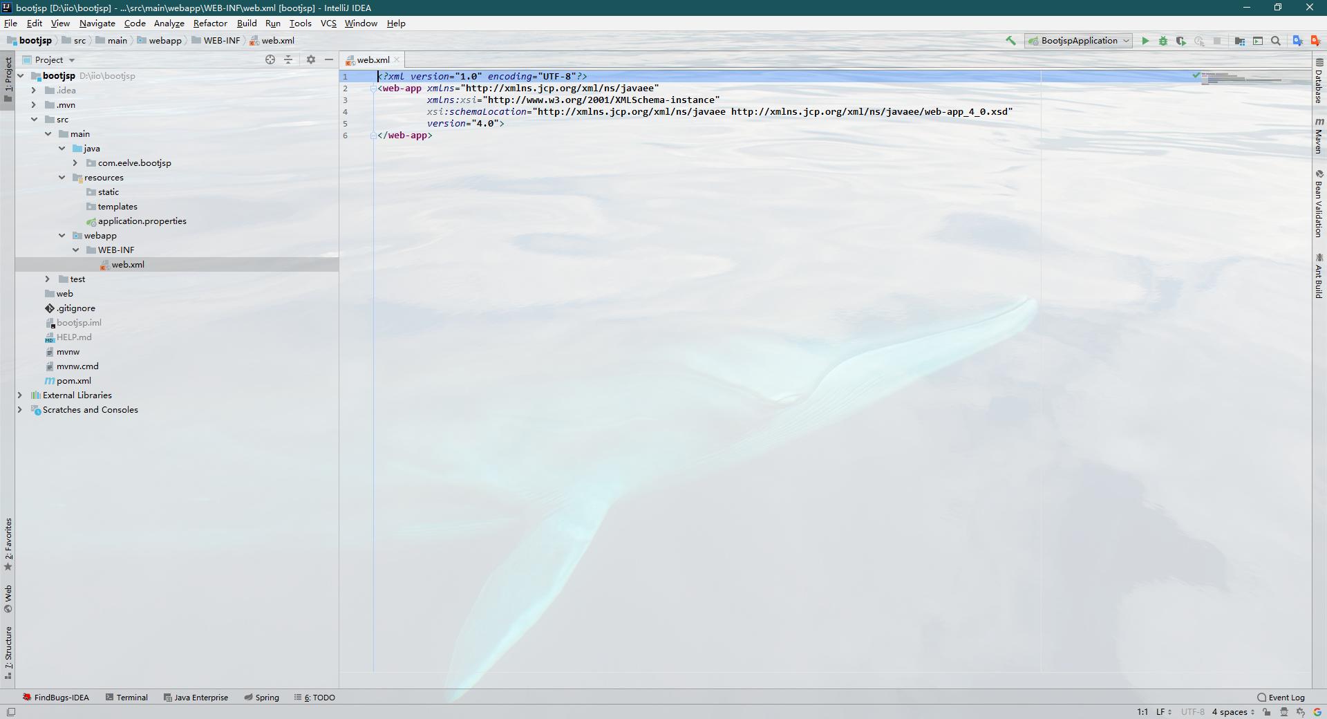 springboot+jsp打jar问题